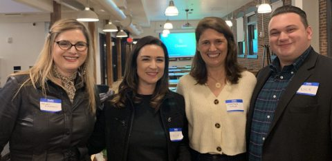IEC Growth Team reconnects with program alumni!